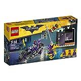 LEGO Batman - Moto Felina de Catwoman, Juguete de Construcción con Personaje de...