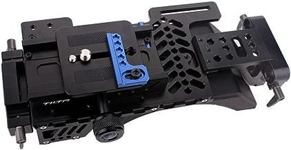 Tilta III DSLR 15mm Rod Quickrelease Baseplate Mount Shoulder Pad Rig 5D2 5D3 7D