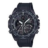[カシオ] 腕時計 エディフィス Bluetooth 搭載 ソーラー ECB-900YPB-1AJF メンズ ブラック