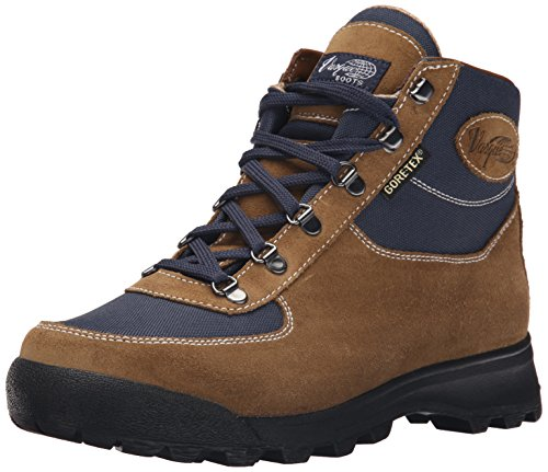 Vasque Men's Skywalk Gore-Tex Backpacking Boot, Olive/Dress Blues, 11 M US