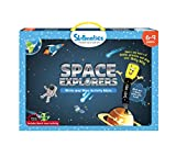 Skillmatics Educational Game: Space Explorers (6-9 Years) | Fun Learning Activities for Kids