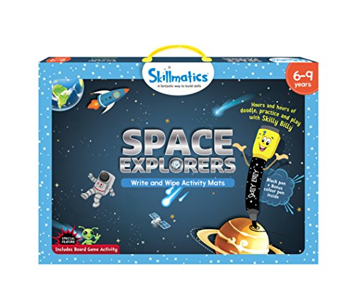 Skillmatics Educational Game: Space Explorers review