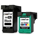 CSSTAR Remanufactured Cartouche d'encre Replacement pour HP 350 351 XL 350XL 351XL...