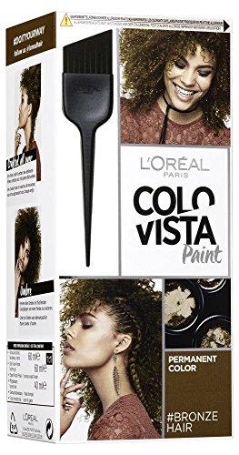 L'Oréal Paris Colovista Permanent Paint #BRONZEHAIR, dauerhafte Haarfarbe, mit hochkonzentrierten Farbpigmenten und neu definierten Reflexen, #DOITYOURWAY