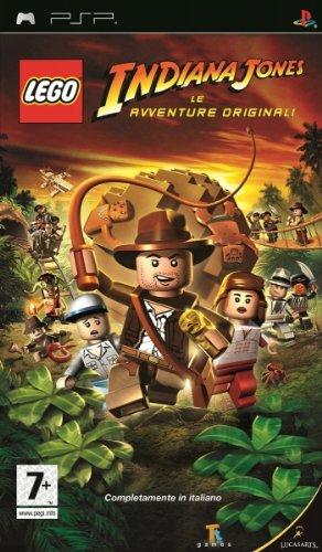 LucasArts Lego Indiana Jones: The Original Adventures, PSP