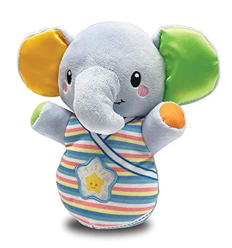 VTech- Elephanteau Dodo, 508605, Bleu - Version FR