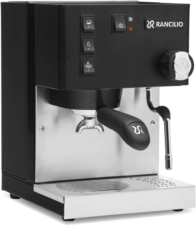 Rancilio Max 48% OFF Silvia Espresso Machine Clearance SALE! Limited time! with Stainless Iron and Frame S