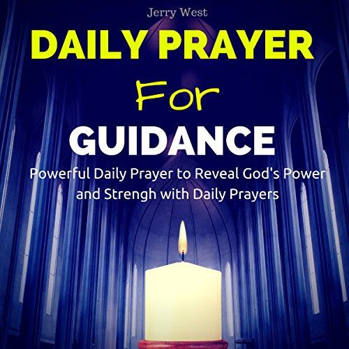 Daily Prayer for Guidance audiobook cover art