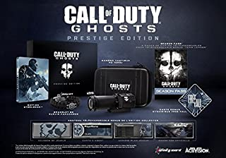 Call of Duty : Ghosts - édition prestige (B00EJFIYG4) | Amazon price tracker / tracking, Amazon price history charts, Amazon price watches, Amazon price drop alerts