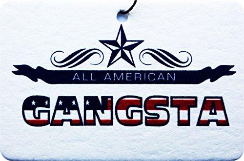All American Gangsta Car Air Freshener