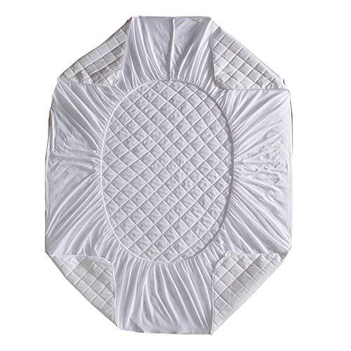 Leoie waterdichte sprei matras topper kleine kinderen urine pad voor bed Supplies King 76X80X18 inch