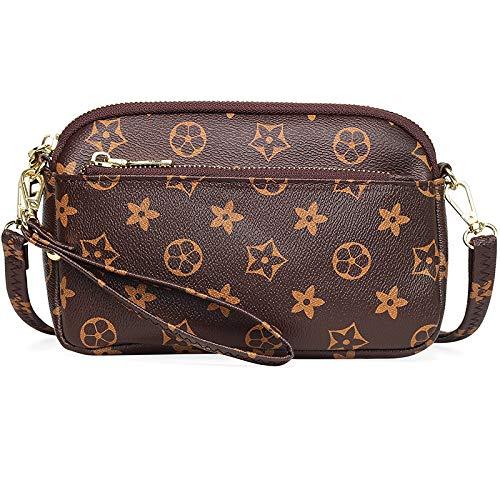 geruit handtassen voor vrouwen portemonnees en handtassen ontwerper Crossbody lederen dames