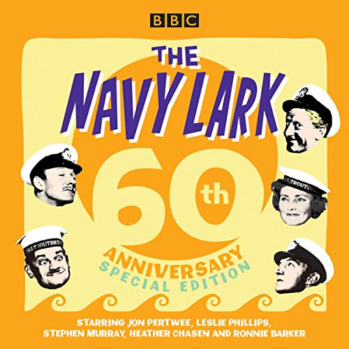 The Navy Lark: 60th Anniversary Special Edition cover art