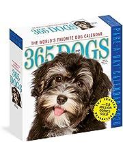 365 Dogs Color 2020 Calendar
