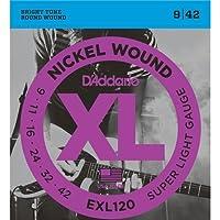 D'Addario EXL-120【6セット】  ダダリオ エレキギター弦