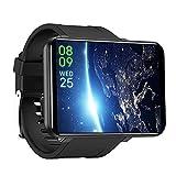 Famyfamy - Reloj Inteligente LEMFO LEMT Android 7.1, Pantalla Grande de 2,8 Pulgadas, 2700 mAh, Tarjeta SIM 4G, GPS, WiFi, Smartwatch, MAH, cámara de 5 MP, GPS, Llamadas, Reloj de frecuencia cardíaca