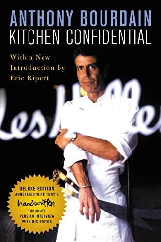 Kitchen Confidential Deluxe Edition Adventures in the Culinary Underbelly product image
