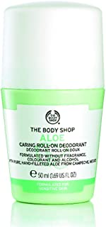 The Body Shop Aloe Deodorant Roll-On 50ml
