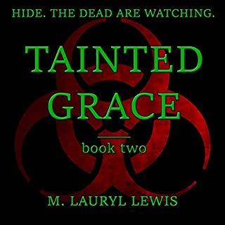 Tainted Grace audiobook cover art