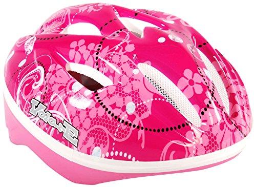 Volare Kids Casco Deluxe para Patines de Bicicleta, Infantil