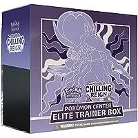 Pokemon TCG: SAS6 Chilling Reign Shadow Elite Trainer Box