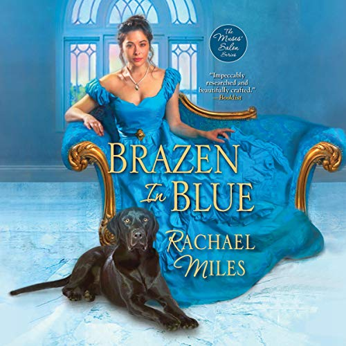 Brazen in Blue cover art