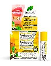 Dr Organic Lippenbalsem set van 16 vitamine E 91,2 ml 91,2 ml, prijs/100 ml: EUR 4,79