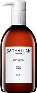 Sachajuan Body Lotion Shiny Citrus For Unisex Body Lotion, 500 ml