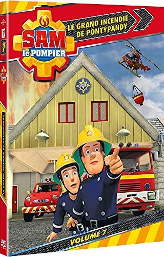 Sam Le Pompier-Volume 7 : Le Grand Incendie de PontyPandy