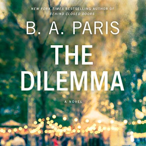 The Dilemma audiobook cover art