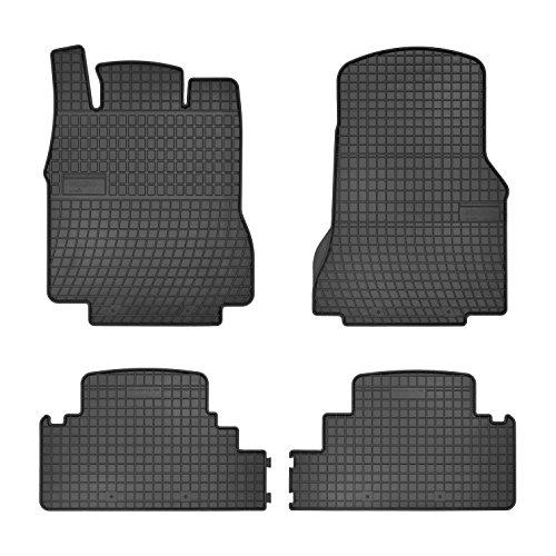 Gummi Auto Matten Fußmatten exakter Passform 4-teilig MB-542834