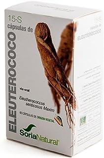 Soria Natural 15-S Eleuterococo XXI - 30 Cápsulas