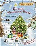 Wassili Waschbär - Das große Wunschzettel-Wunder: Eine Weihnachtsgeschichte mit echten Briefen und Goldfolienprägung - Julia Boehme