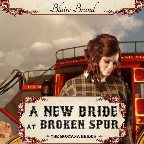 A New Bride at Broken Spur audiobook cover art