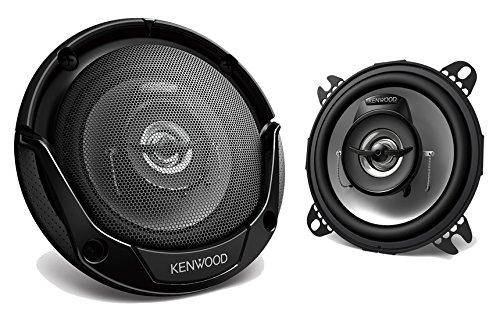2) New Kenwood KFC-1065S 4' 210 Watt 2-Way Car Audio Coaxial Car Speakers Stereo