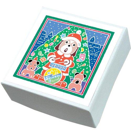 【鈴廣かまぼこ】こ・こ・ろ 青箱 犬のぬいぐるみのクリスマス