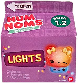MGA Num Noms Series 1.2 Lights Mystery Pack
