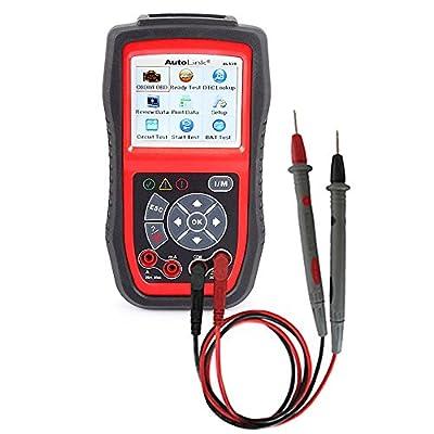 Autel AutoLink AL539 OBD2 Scanner car Diagnostic Tool with Automotive Multimeter & Turns Off Engine Light (MIL) by Autel