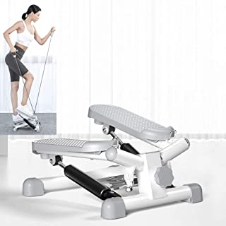 YUANSHOPPING Stepper With LCD Digital Display, Indoor Aerobic Fitness For Men And Women, Mute Walking Exercise Machine, Le...