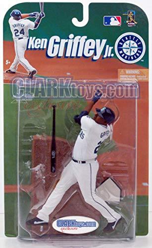 Ken Griffey Jr. CLARKtoys Exclusive McFarlane MLB Seattle Mariners #24