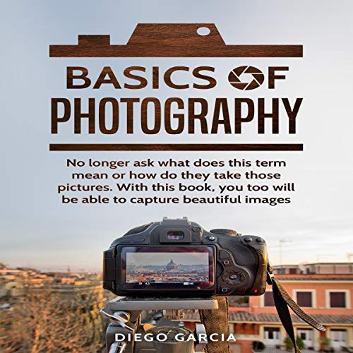 Basics of Photography cover art