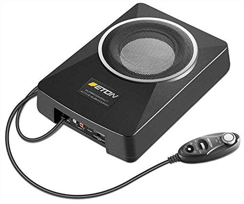 ETON USB6 16,5 cm Aktiv-Subwoofer mit integriertem Verstärker USB 6