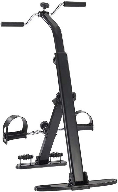 Training Bicycle Arm&Leg Rehabilitation Exerciser Upper and Lower Limb Stroke Hemiplegia Mini Fitness Equipment
