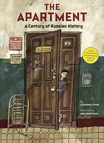 The Apartment: A Century of Russian History (English Edition)