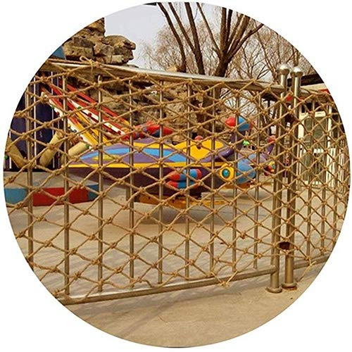 Best Price GZHENH Rope Net Decor Net Anti-Fall Net ,Children Climbing Net Wall Decoration Net Hand...