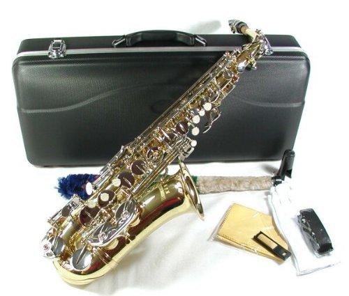 Jäger - Saxofón alto mib/fa con estuche rígido
