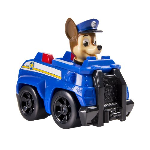 Paw Patrol - Racers - Chase - Mini Véhicule