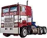 N/H Transformers Optimus Prime, Automorph Remote Control Model Heroes, Transformers Rescue Bots Optimus Prime Figure Ction for Children Kids (Red-A)