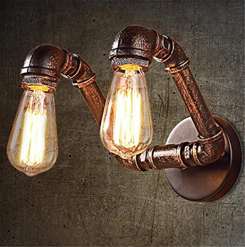 LED wandlamp, wandlamp decoratieve wandlamp, nostalgische gootsteen retro industriële binnenwandlamp restaurant raamdecoratie lamp
