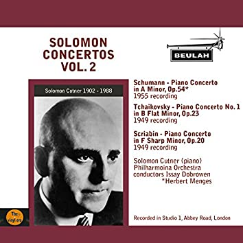 Solomon Concertos, Vol. 2
